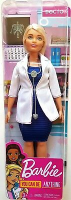Barbie Career DOCTOR  Doll - New