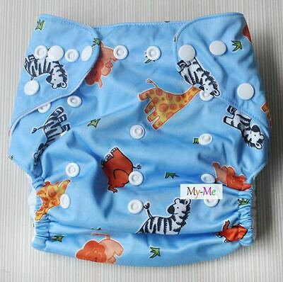 H28 Baby Boy Girl Super soft  Washable Reusable Pocket Best Nappy diaper cover