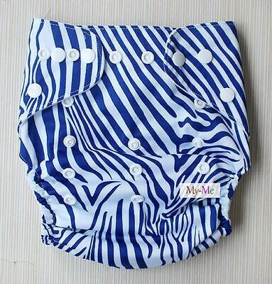 Baby Boy Girl Super soft  Washable Reusable Pocket Best Nappy diaper cover H65