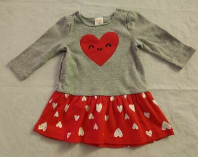 NWT Gymboree Sweetheart Shop Happy Heart Valentine's Day Dress Baby Girl