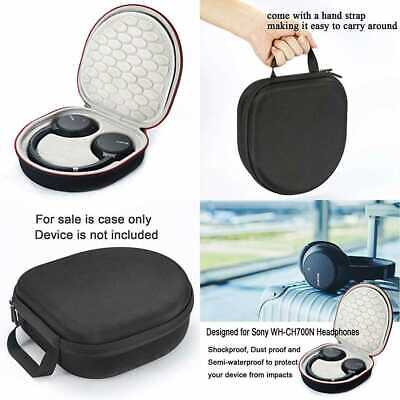 Hard Case For Sony WH CH700N Wireless Noise Cancelling Headphones Travel Carryin