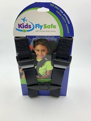 Kids Fly Safe Cares Airplane Safety Harness Faa-Approved