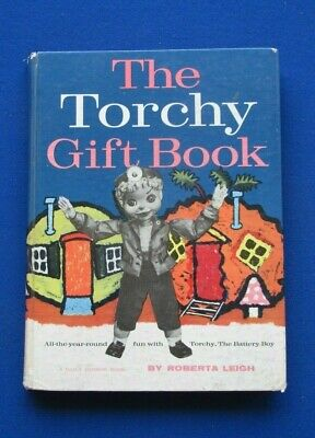 The Torchy Gift Book  Annual  1961