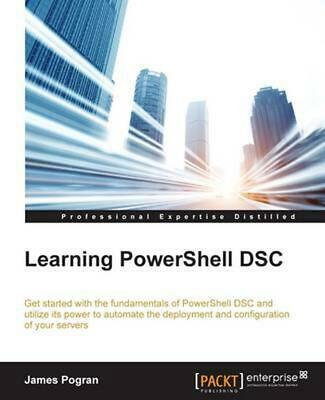Learning PowerShell DSC by James Pogran (English) Paperback Book Free Shipping!