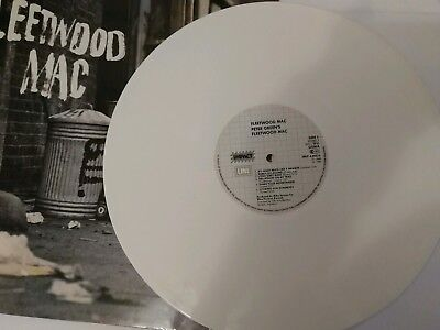 Peter Green's Fleetwood Mac - WHITE VINYL LP (Germany 1983)