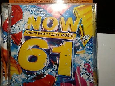 Various Artists - Now That's What I Call Music! 61 double cd