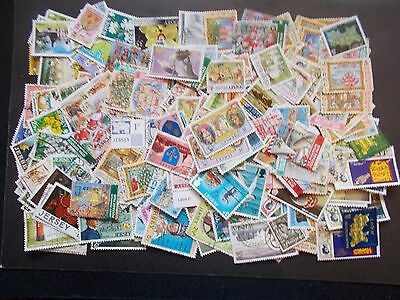 Quality Packet of 500 Different Used Jersey Stamps~Collection~UK Seller