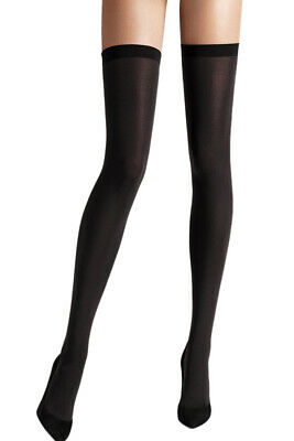 554ea3cd8f4 Wolford Fatal 80 Seamless Stay Up Tights