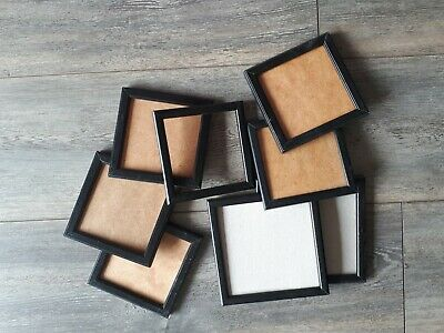 Reclaimed Picture Frames Suit Crafts 12cm X 12cm And 15cm X 15cm
