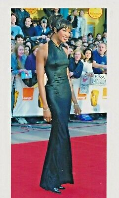 Naomi CAMPBELL RED CARPET Photo Presse Originale BRITISH FILM AWARD LONDON 2000