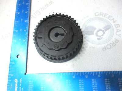 6CB-11567-00-00 Yamaha Outboard 2006+ 225-300 HP Cam Shaft Driven Gear Pulley