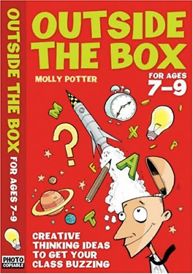 Outside the Box 7-9 (Inspirational Ideas), Very Good Condition Book, Molly Potte