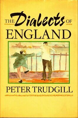 The Dialects of England,Peter Trudgill