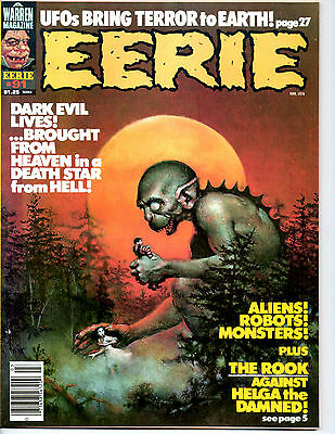Eerie Anthology Magazine Of Contemporary Fantasy And Horror Stories Issue No. 91