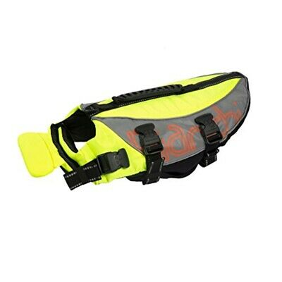 Petego Salty Dog Pet Life Vest X-small-yellow