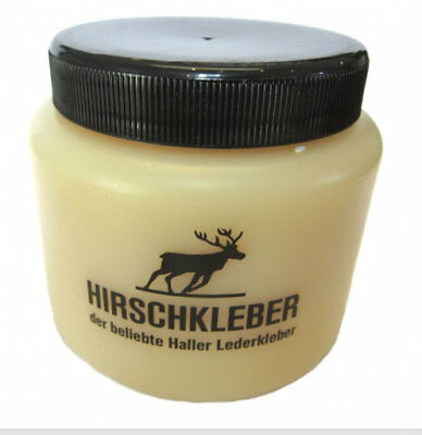 Hirschkleber Shoemakers Craft Paste Toe Puffs Box Counters Glue Cobblers Tools