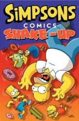 Simpsons Comics - Shake Up, Matt Groening, Good Condition Book, ISBN 97817832907