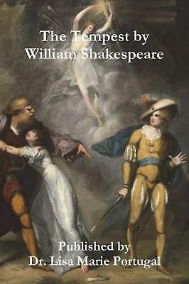 The Tempest by William Shakespeare by Dr Lisa Marie Portugal Paperback Book Free
