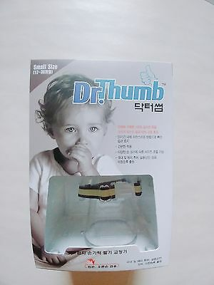 Dr. Thumb Stop Sucking Thumb Finger Protect Guard Small Size (12~36 Months)