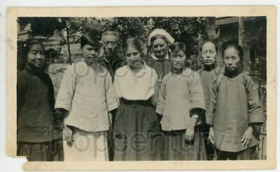 China Photo 1920 Episcopal Mission School Master Hankow Lot of 24 Photographs