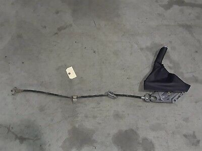 05-13 Corvette C6 Park Emergency Brake Handle Lever With Cable Aa6430