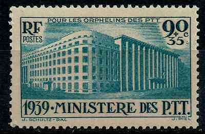 TIMBRE FRANCE 1939 n°424 !!! NEUF** COTE 50€