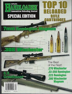 Rifle's Handloader Special Edition 2019