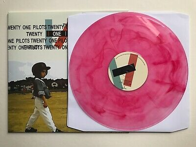 Twenty One Pilots - Regional at Best * Pink Clear Vinyl LP * Free P&P UK * Mint