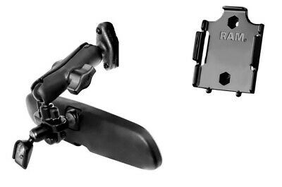 Vehicle Car Suv Rear View Mirror Mount Holder for Apple iPod Nano 3rd Generation