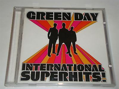 Green Day - International Super Greatest hits! (2001) The Best of