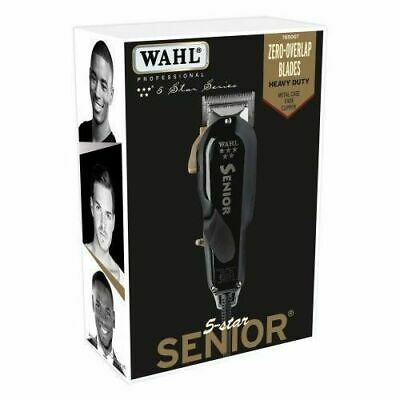 Wahl Professional 8545 5Star Series Senior Corded Clipper-Ships W/Priority Mail!