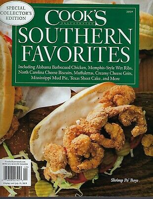 Cook's Illustrated  2019  SOUTHERN FAVORITES