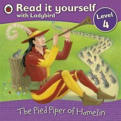 The Pied Piper of Hamelin - Read it yourself with Ladybird: Level 4, Ladybird, G