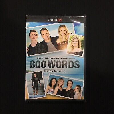 800 Words: Season 3 - Part 1 (DVD, 2017, 2-Disc Set)