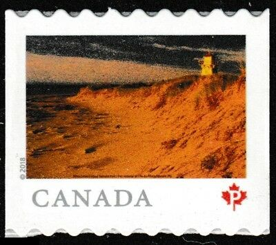 Canada 3066 Far & Wide Covehead Harbour 'P' single (from coil of 100) MNH 2018