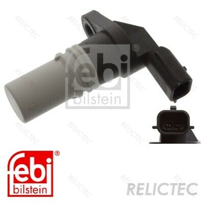 RPM CRANKSHAFT POSITION Sensor VW:TRANSPORTER V T5,MULTIVAN