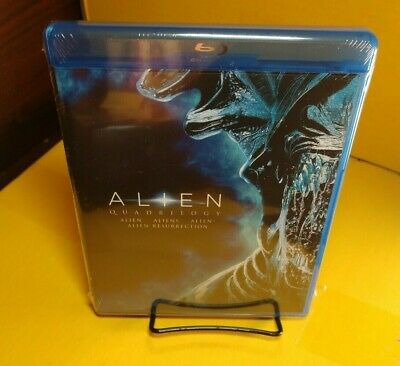 Alien Quadrilogy (Blu-ray Boxset,4 Movies)NEW(Sealed) Free Shipping with Trackin