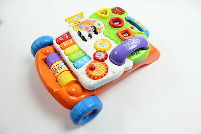 Frustration Free Packaging VTech Sit-to-Stand Learning Walker