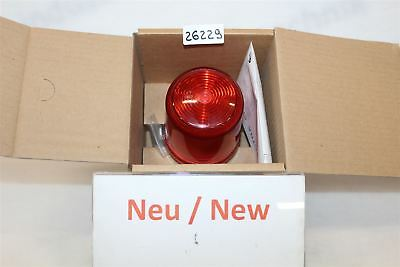 Spectra B300slf250b/R Warning Rotating Light Blitzkennleuchte