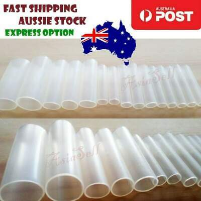 15pcs Set Transparent Clear Waterproof IP67 Heat Shrink Heatshrink Tube Sleeve