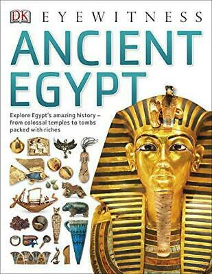 Ancient Egypt (Eyewitness), DK, Good Condition Book, ISBN 9781409343783