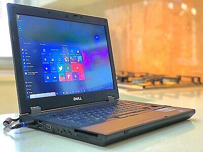 ◈ DELL Latitude Intel Intel Core i5•250GB•4GB•WIN10•Office 2016•GTA Game•WiFi◈