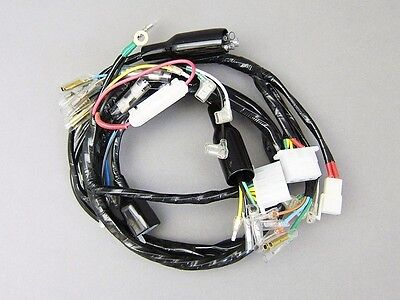 MAIN WIRING HARNESS - 32100-333-000 - Honda CB350F Four ... on