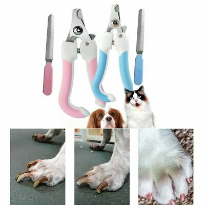 File Dog Nail Clipper Pet Toe Care Tool Grooming Product Cat Claw Trimmer