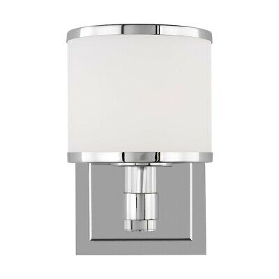 Murray Feiss Winter Park 1 Light Wall Sconce, Chrome - VS24371CH-L1