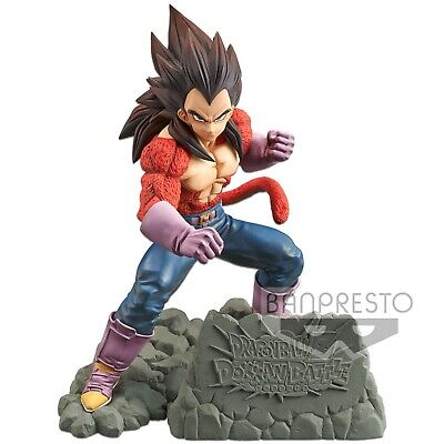 Dragon Ball Z Dokkan Battle – 4th Anniversary  Vegeta Figure