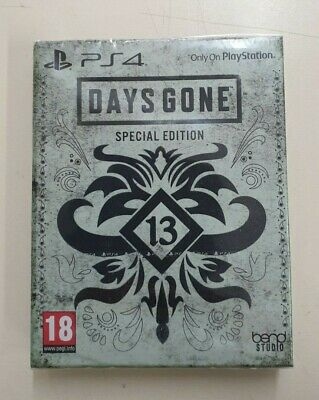 Days Gone Special Edition - PS4 - New & Sealed