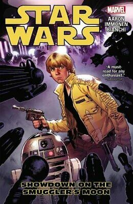 Star Wars Vol. 2: Showdown on Smugglers Moon (St, Stuart Immonen, Jason Aaron, S