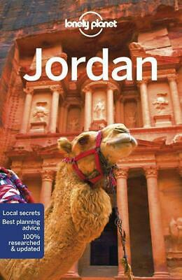 Jordan Country Guide   Planet Lonely    9781786575753