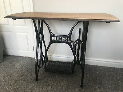 Singer Sewing Machine (jones) Coffee Table Console Table Dressing Table Desk